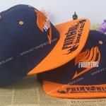 หมวกแฟรี่เทล (Snapback )