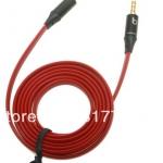 สายหูฟัง Studio Red Cable (Flat)