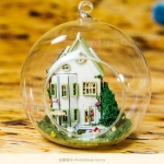 ฉาก DIY Green House.