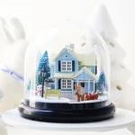 บ้านกลางหิมะ DIY
