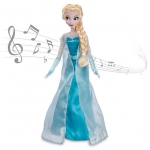 Elsa Singing Doll - Frozen