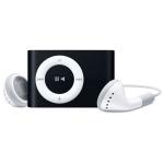 เครื่องเล่น MP3 แบบพกพา 4GB สีดำ