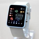 นาฬิกา LED คาเนกิ V.1