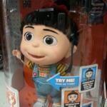 Despicable Me 2 11-inch Talking Figure - Agnes