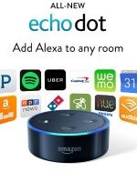 ขาย Amazon Echo Dot 2nd Generation ราคา
