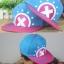 หมวกสแนปแบคช็อปเปอร์ (ฟ้า-ชมพู) thumbnail 4