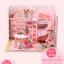 ฉาก DIY ห้องนอน Kitty. สีชมพู thumbnail 13