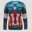 เสื้อกัปตันอเมริกา (แขนยาว) thumbnail 5