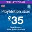 PSN Card UK £35 thumbnail 1