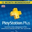 PSN Plus UK 12 month thumbnail 1