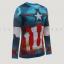 เสื้อกัปตันอเมริกา (แขนยาว) thumbnail 6
