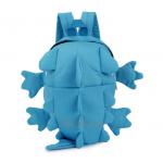 lizard kid backpack color : blue