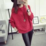 เสื้อกันหนาวแฟชั่น สวยเก๋ หาสไตล์ที่ใช่สำหรับสาวๆ ยุคใหม่ได้เลยคร่า - แดง