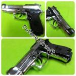 Ekol Beretta M85 Chrome (Special 99) cal.9mm.PAK Blank Gun