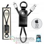 สายชาร์จ Remax Cable For Iphone/Ipad รุ่น RC-034i ( สีดำ )
