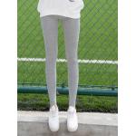 กางเกงขายาวแนวสปอร์ท ใส่นิ่ม เบาสบาย กระชับสัดส่วน set2 - ลาย 1 M