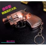 ไฟแช็ครูปทรงปืน มีให้เลือกหลายขนาด มีไฟฉายในตัว - แบบ 6