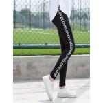 กางเกงขายาวแนวสปอร์ท ใส่นิ่ม เบาสบาย กระชับสัดส่วน เพิ่มความคล่องตัว - ลาย 3 L