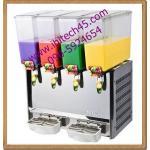 เครื่องกดน้ำหวาน เครื่องจ่ายน้ำหวานรุ่น 9 ลิตร 4 ช่อง Juice Dispenser