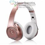 หูฟัง บลูทูธ Sodo MH-1 Headphones ( สีโรสโกล )