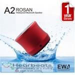 ลำโพงบลูทูธ EWA A2 ( สีแดง )