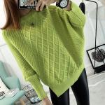 เสื้อกันหนาวแฟชั่น สวยเก๋ หาสไตล์ที่ใช่สำหรับสาวๆ ยุคใหม่ได้เลยคร่า - เขียว