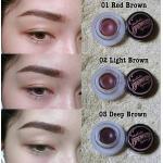 Mei Linda Browery Eyebrow Gel เจลเขียนคิ้ว บราวเวอรี่ เบอร์ 01 Red Brown