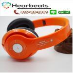 หูฟัง บลูทูธ STN-16 ( สีส้ม )