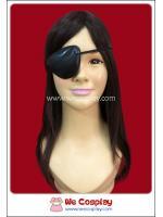ที่ปิดตาโจรสลัด Pirate Plastic Eye Patch