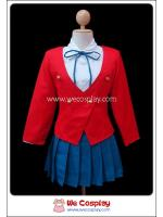 ชุดคอสเพลย์ ไอซากะ ไทกะ จากโทระโดระ Aisaka Taiga Toradora! Cosplay Costume