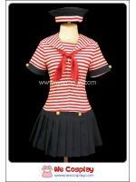 ชุดมารีนเกิร์ล Marine Girl Fancy Costume