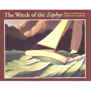 The Wreck of the Zephyr by Chris Van Allsburg