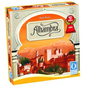 Alhambra บอร์ดเกมรางวัลจาก Germany