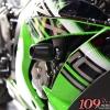 กันล้ม ZX10 2016 แบรนด์ Moth Racing