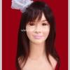 ที่คาดผมมงกุฎมุกสีขาว Pearl Crown Lolita Headband