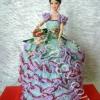 Doll tissue box Doll2004