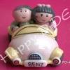ของชำร่วย ตุ๊กตาปั้น ดุ๊กดิ๊ก เซรามิค PD-ka05