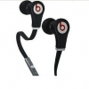 หูฟัง Beats with Mic Black