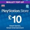PSN Card UK £10