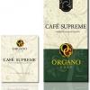 CAFE SUPREME คาเฟ่ สุพรีม กาแฟสูตรเฉพาะของ Organo Gold ผสมโสมด้วยกันกับเห็ดหลินจือที่มีคุณประโยชน์เพื่อรสชาติที่กลมกล่อม