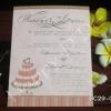 SC29-0271 การ์ดแต่งงานราคาถูก