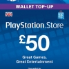 PSN Card UK £50