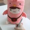 ผ้าห่มม้วน นกส่งสาส์น (Letter Birdie) ยี่ห้อ Minojo ** หมดค่ะ **
