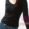 เสื้อยืดแฟชั่นเกาหลี R023