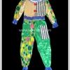 ชุดตัวตลกโบโซ่ Bozo Clown Fancy Costume