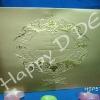 HSP5100g การ์ดแต่งงานสีทอง-เงิน