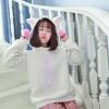 เสื้อกันหนาวคอลเลคชั่นน่ารักๆ กับสาวหูสัตว์