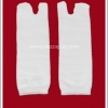 ถุงเท้าทะบิ สีขาว สำหรับใส่กับรองเท้าเกตะ คู่กับชุดกิโมโน ยูกาตะ