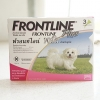 Frontline Plus สุนัข 0-5 kg. (1 หลอด 155.- / 3 หลอด 440.-)
