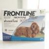 Frontline Plus สุนัข 10-20 kg. (1 หลอด 220.- / 3 หลอด 650.-)